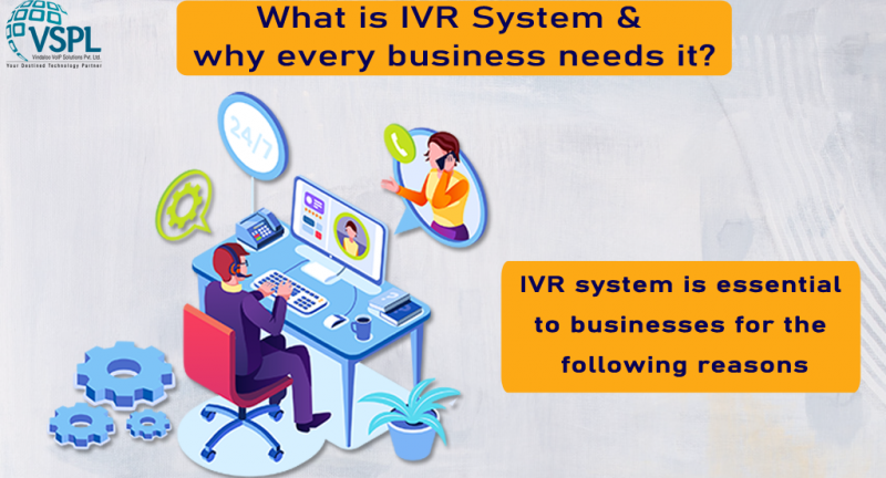 What is IVR System & Why every business needs it