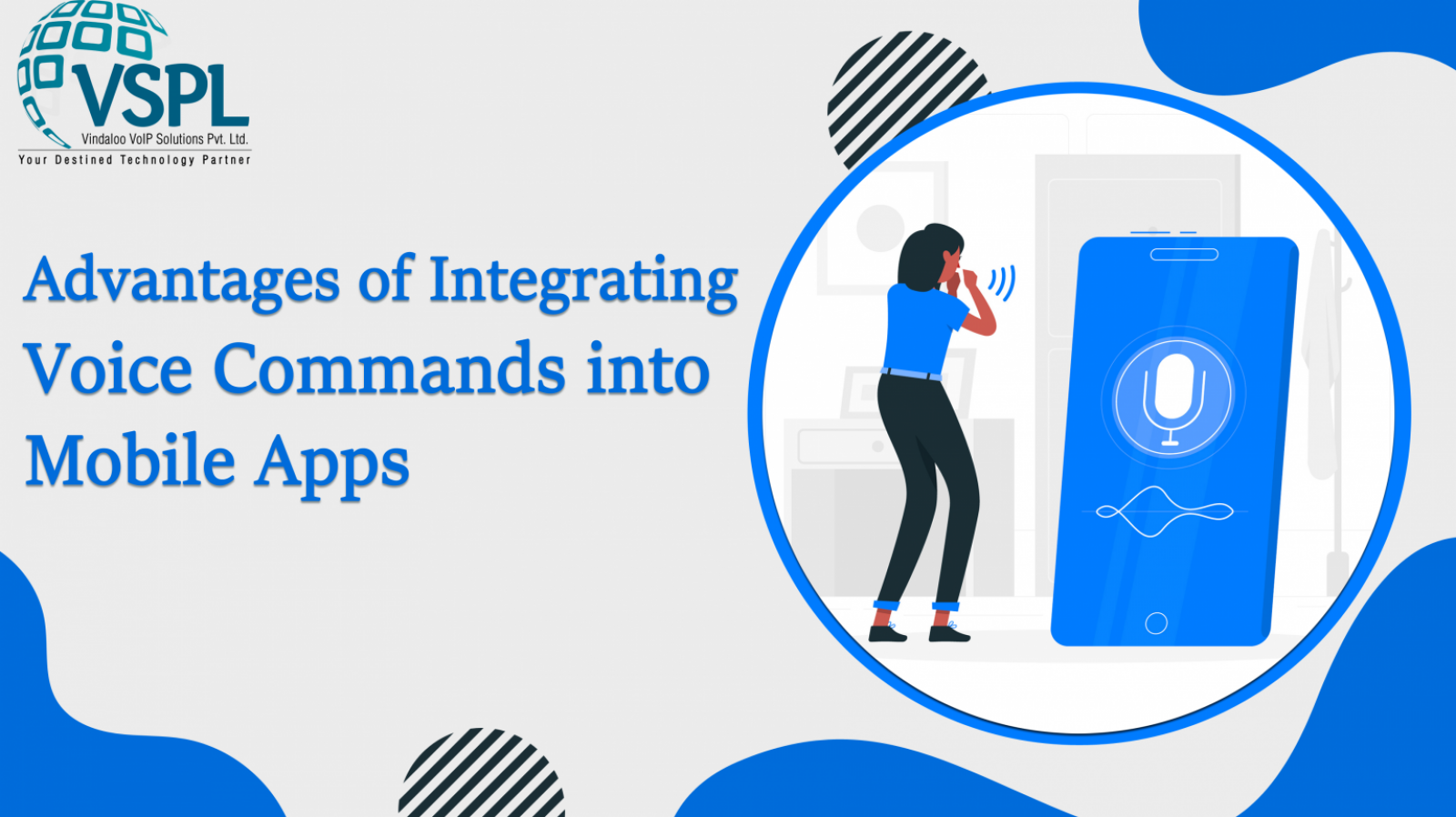 Advantages of Integrating Voice Commands into Mobile Apps